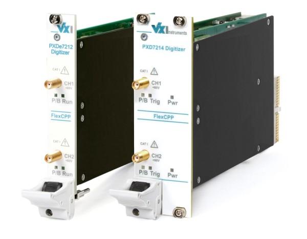 VX Instruments VX-PXD7212: Waveform Digitizer - 2 Channels - Non Floating Inputs