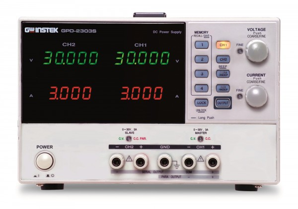 Programmable DC Power Supply | 180 W
