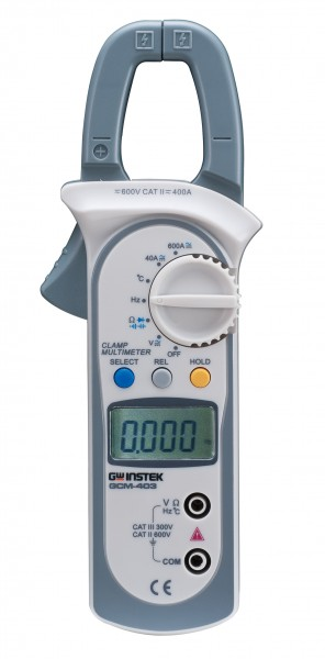 GW Instek GW-GCM-403: Digital Clamp Meter
