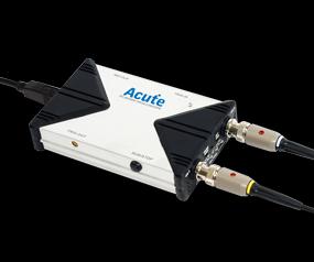Acute AE-TS2202F Travelscope: USB Digital-Oszilloskop - 200 MHz - 2 Kanäle - 1 GS/s - USB - 10 k/Kan