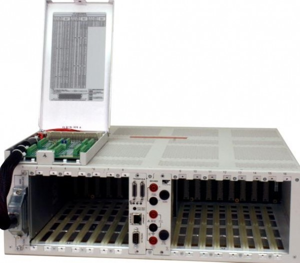 VTI Instruments: VT-EX1208A: Switch Measure Unit - Mainframe - 16 Slot - 3U