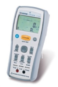 Handheld LCR-Meter - Messauflösung 4 1/2 Digits - 100 kHz Messfrequenz