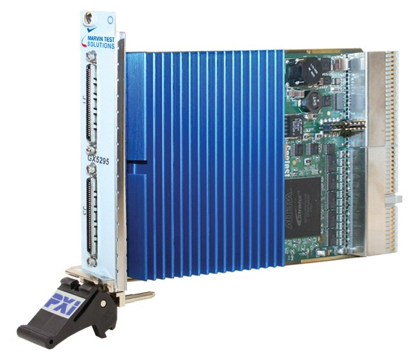 Marvin Test Solutions: MV-GX5295: Dynamic Digital I/O with Per Channel Programmable Logic Levels & P