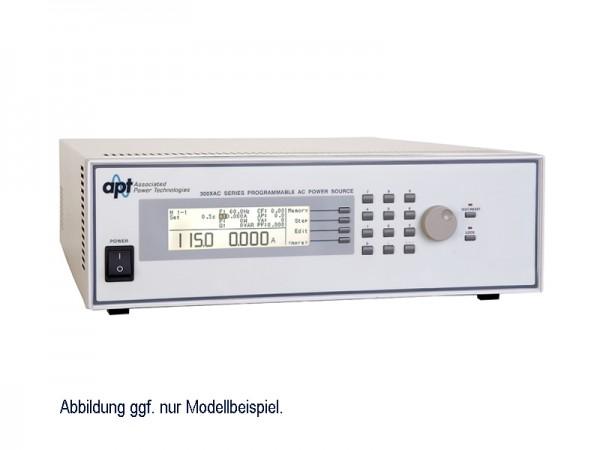 Associated Power Technologies, AP-310XAC, AC Power Supply
