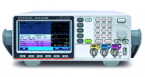 Arbitrary Function Generator | 20 MHz, 1+1 Channel