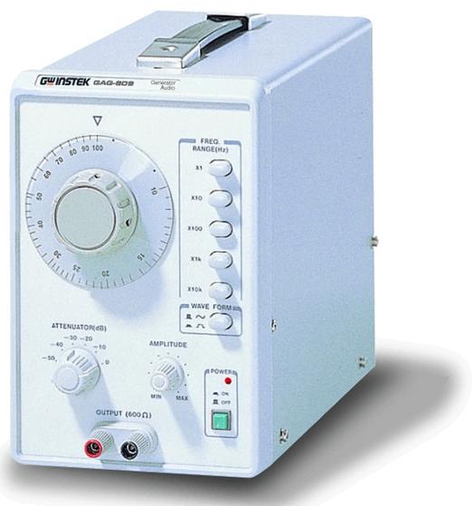 Audiogenerator | 1MHz