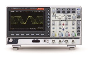 GW Instek GW-MSO-2074EA: Mixed Signal Oscilloscope - 70MHz - 4 Channels - 1GSa/s - 10M Memory - 120,