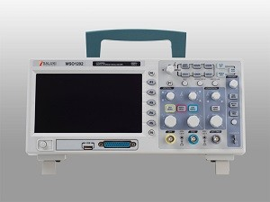 Mixed-Signal Oszilloskop | 200 MHz, 2 Kanal