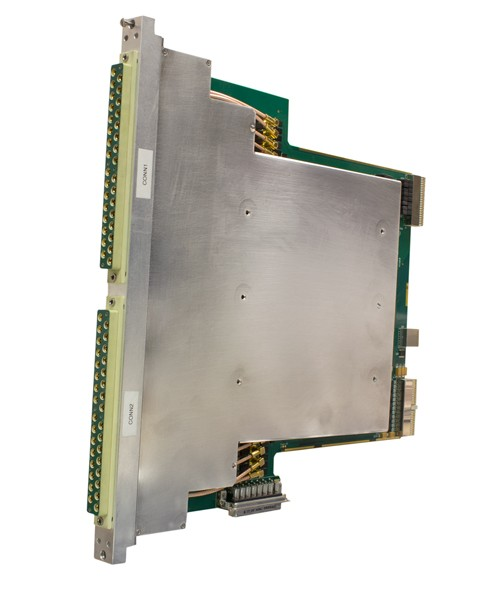 Marvin Test Solutions: MV-GX6864: GENASYS 75 Ohm RF Multiplexer Switch Card, (4) 2 x 16 Multiplexers