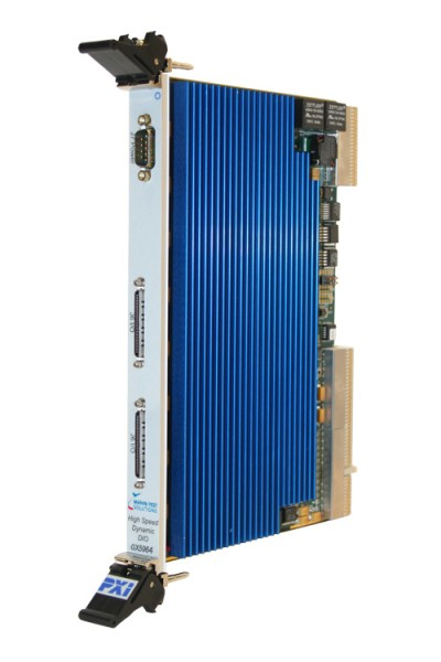 Marvin Test Solutions: MV-GX5960: High Performance Dynamic Digital I/O PXI Subsystem Card
