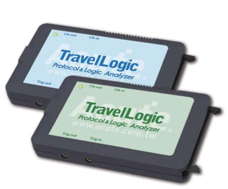 Acute: AE-TL3134B: TravelLogic: 2 in 1 Analyzer (Protocol & Logic) - 1GHz - 34 Channels - Advanced B