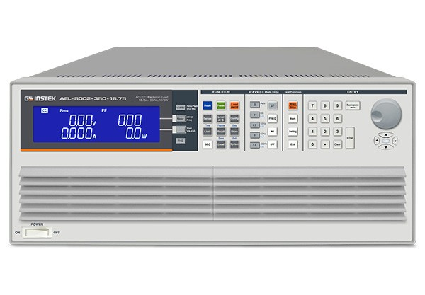 High power AC/DC electronic load | 7500 W, 75 A, 425 V