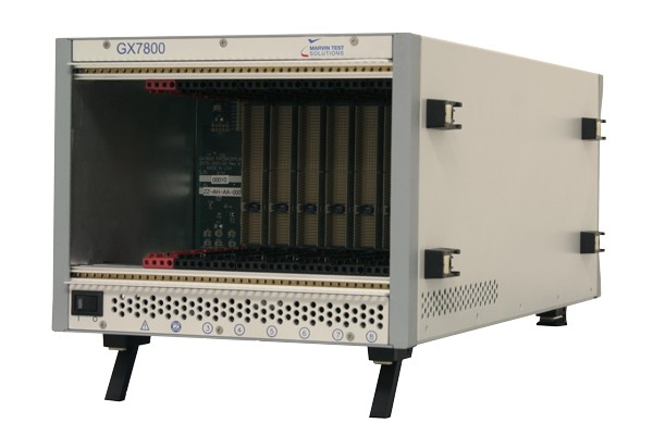 Marvin Test Solutions: MV-GX7800: 8-Slot, 3U PXI Chassis