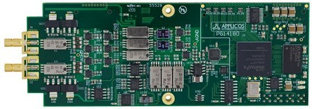 Applicos AS-PA72G14180 Arbitrary Waveform Generator -14-bit - 180Msps (PA72 Daughter Board)