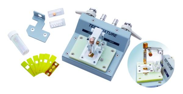 Prüfvorrichtung für Komponenten der unteren Elektrode