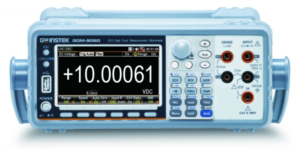 6 1/2 Digit Dual Measurement Multimeter