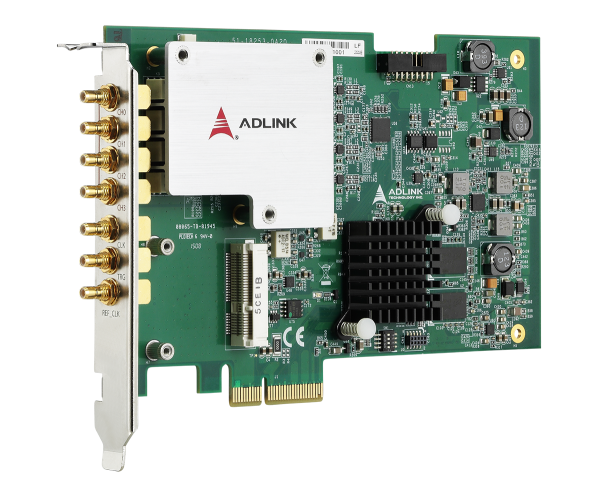 Adlink AD-PCIe-9834: 4-Kanal 16-Bit 80 MS/s PCI Express Digitizer