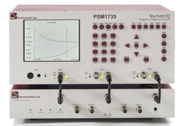 Frequenzganganalysator | 10 µHz - 35 MHz, 2-Kanal
