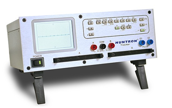 Tracker zum Test | Huntron Computer S/W+Scanner