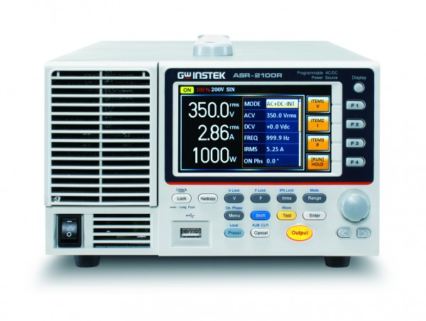 Programmable Power Supply | 500 VA, Rack