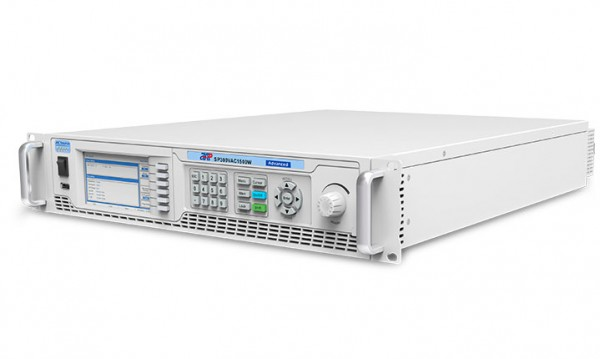 Programmable AC Power Source - 1000W - 150/300VAC - 9.2/4.6A