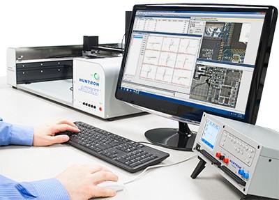 Huntron Workstation Remote Control