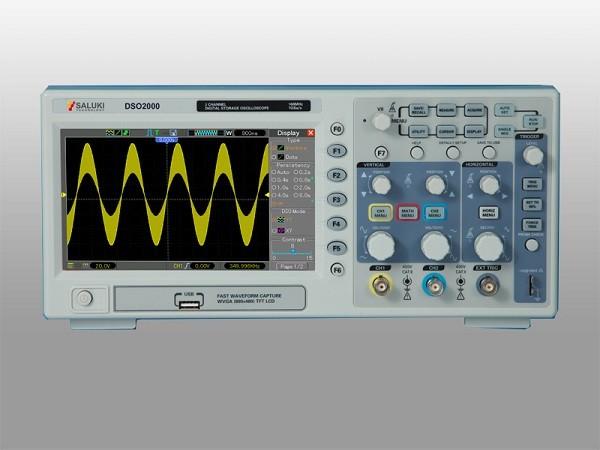 SK-DSO2000 Digital Storage Oscilloscope