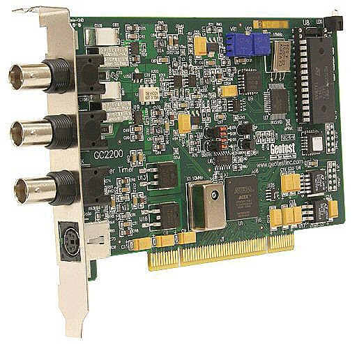 Marvin Test Solutions: MV-GC2230: 2.0 GHz Measurement Time Interval Counter PCI Card