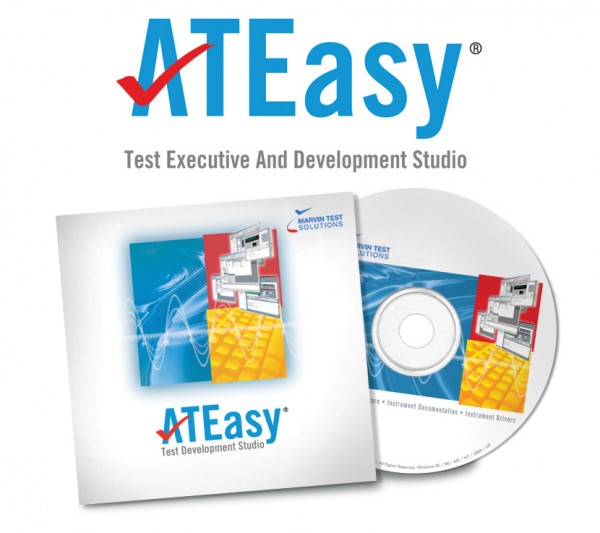 Marvin Test Solutions: MV-ATEasy: Test Executive And Development Studio