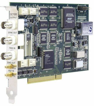 Marvin Test Solutions: MV-GC1300: Single Channel AWG, 125 MS/s, Waveform Sequencer PCI Card