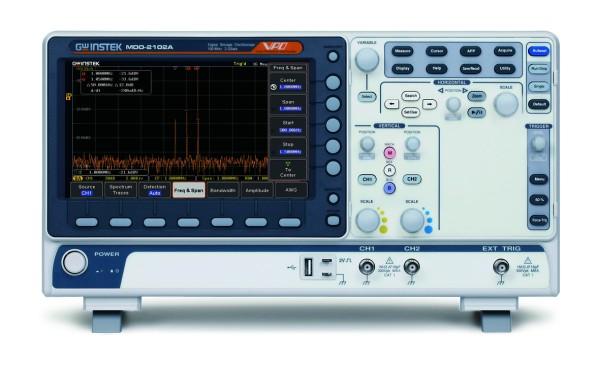 Mixed-Domain Oscilloscopes 100MH