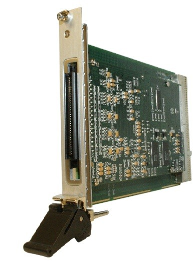Marvin Test Solutions: MV-GX3232: 16-Bit Multi-Function cPCI Card with A/D, D/A and Digital I/O Chan